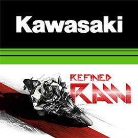 Kawasaki Refined Raw