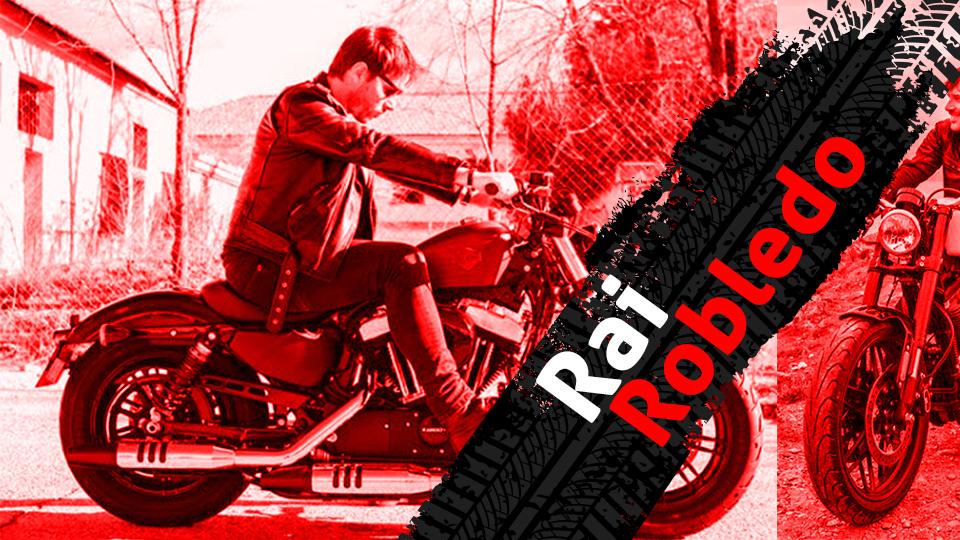 Rai Robledo en Riders Experience