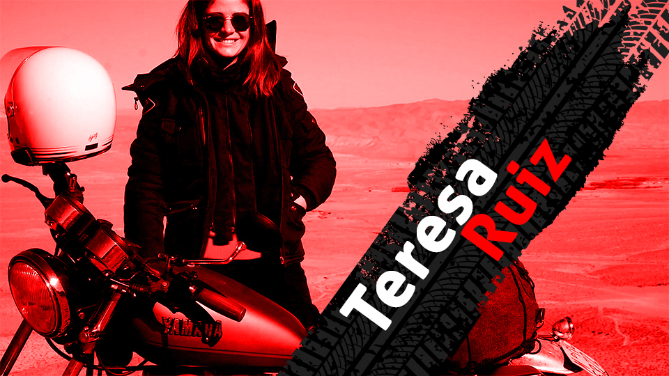 Teresa Ruiz Riders Experience