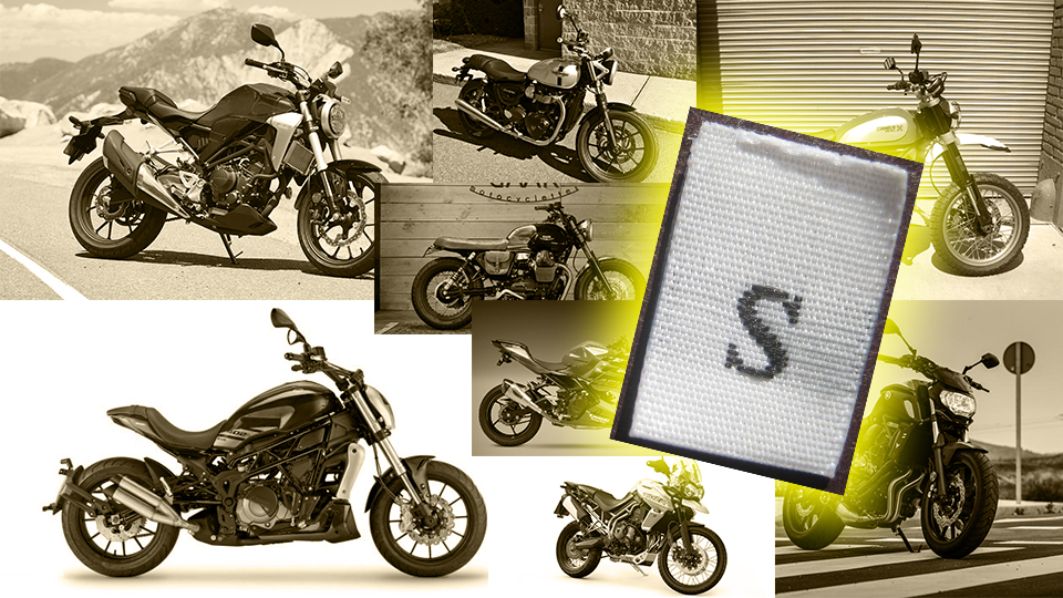 8 modelos de moto para riders talla S