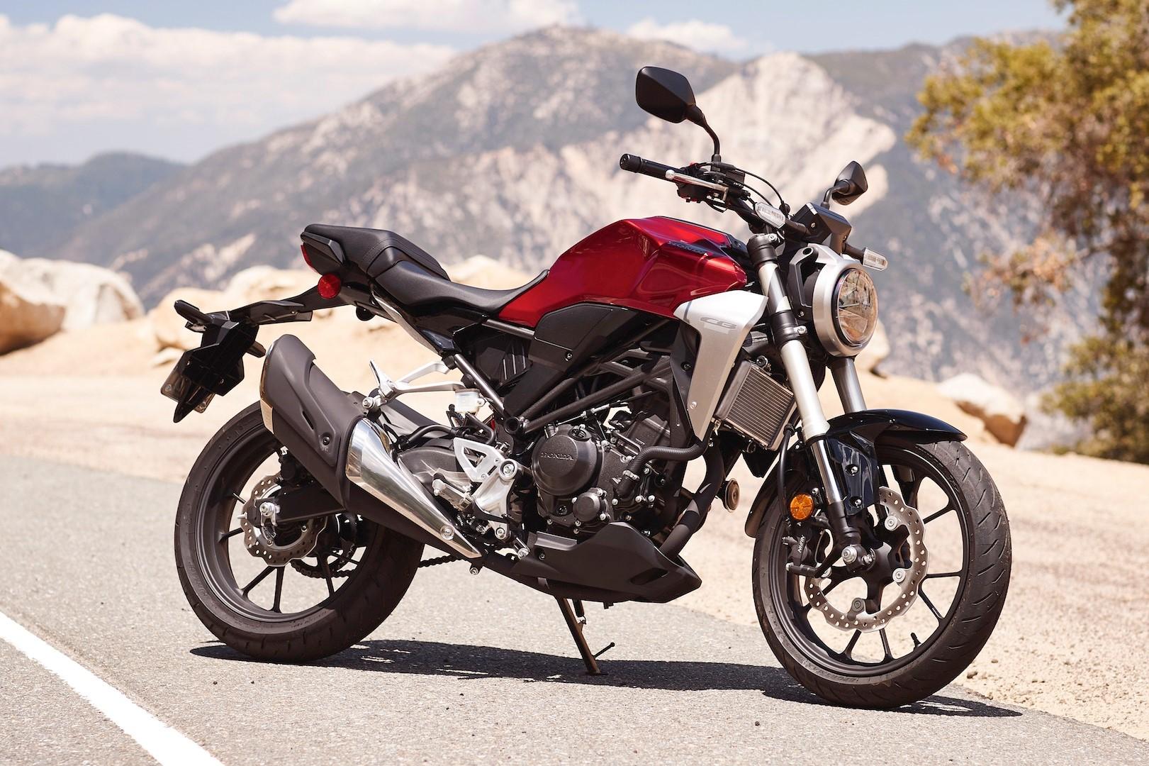 8 modelos de moto para riders talla S Riders Experience