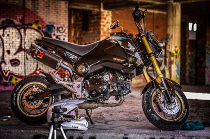 Honda Grom MSX-125
