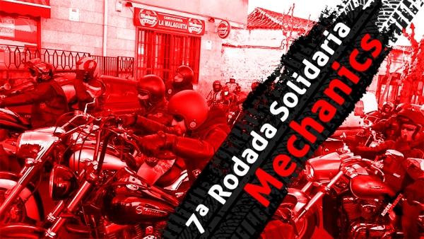 Septima Rodada Invernal Solidaria Mechanics