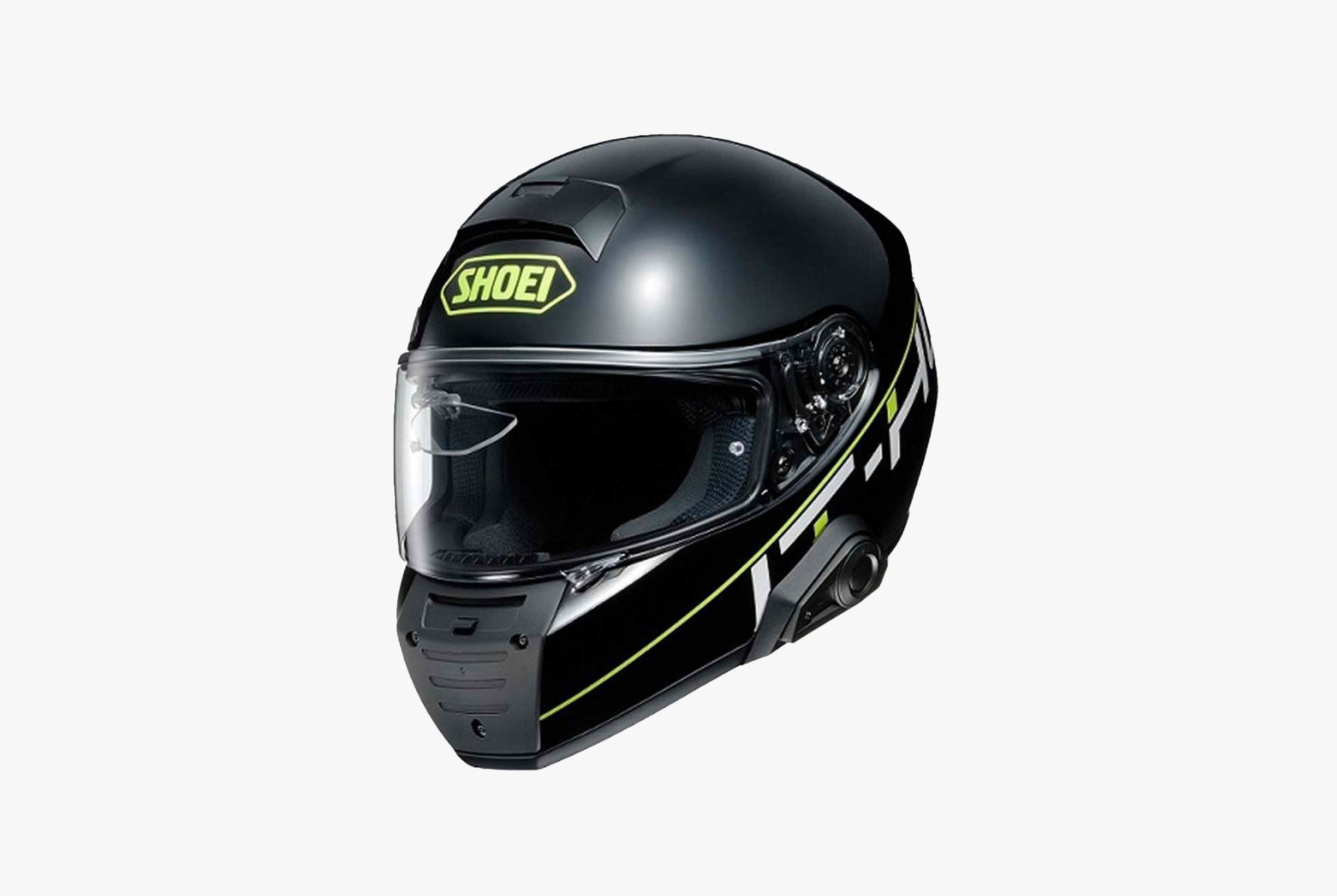 Casco Inteligente Shoei IT HT