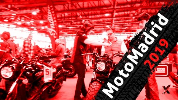 Salon de la Moto Motomadrid 2019